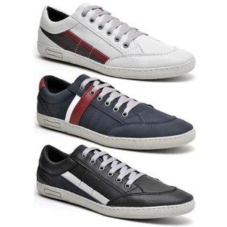 Calçados Masculinos - Sapatênis b8fac394c46e8