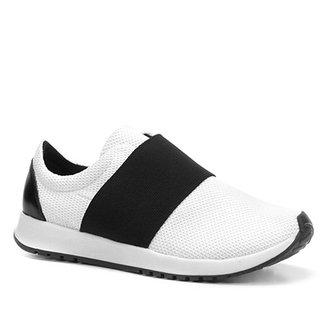 a4a228a71d0 Tênis Shoestock Feminino Branco - Calçados