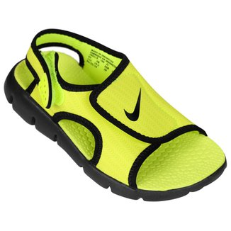 15cda7e5a3f75 Sandália Nike Sunray Adjust 4 Juvenil