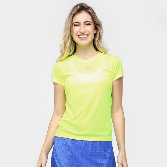 Camiseta Fila Basic Feminina - Compre Agora  e59a56f6599d6