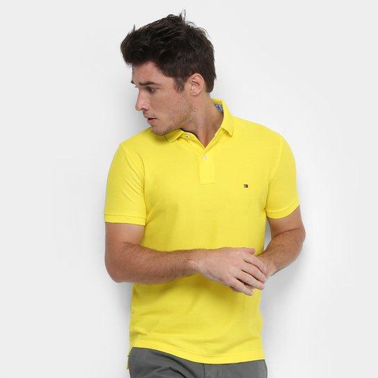 Camisa Polo Tommy Hilfiger Performance Slim Masculina - Compre Agora ... 17a0d69888e2c