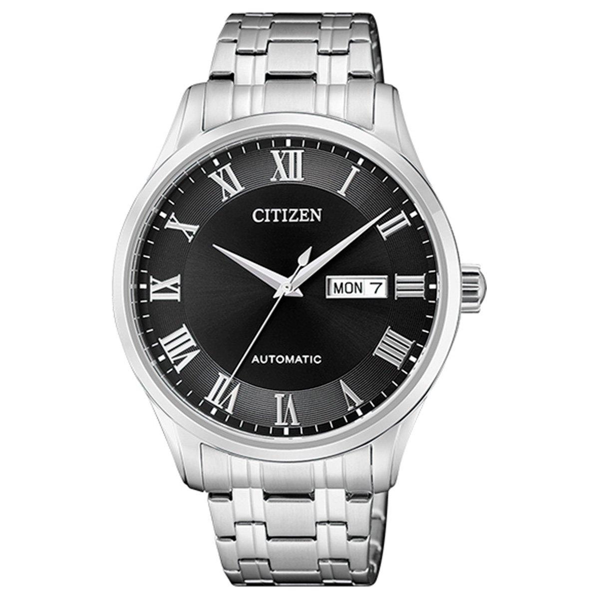 cab61930378 Relógio Citizen Analógico Automático TZ20797T Masculino