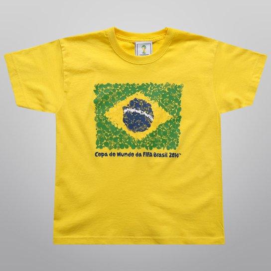 11e62048e3 Camiseta FIFA Bandeira Infantil - Compre Agora