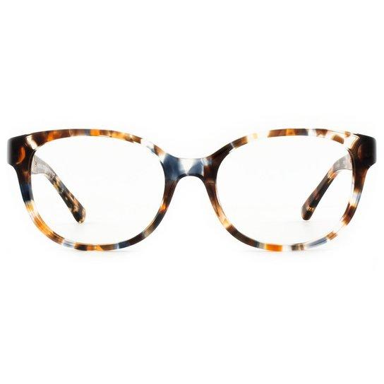 Armação Óculos de Grau Michael Kors Rania III MK4032 3169-51 - Amarelo f77a8d8989
