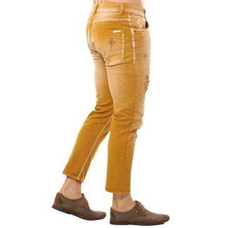 efd076534499f Calça Jeans Denuncia Loose Fit Masculina