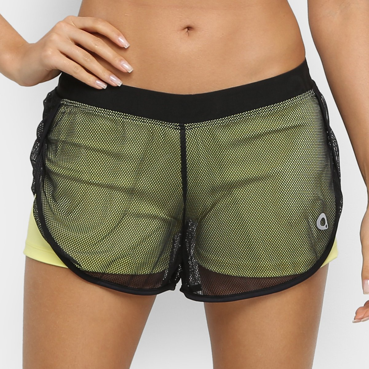 Short Área Sports Float Feminino
