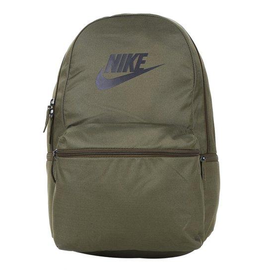 44e922757 Mochila Nike Heritage Bkpk - Verde escuro | Zattini