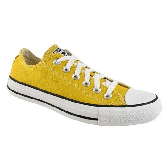 dfa9ebc09 Tênis Converse All Star Chuck Taylor - Amarelo - Compre Agora