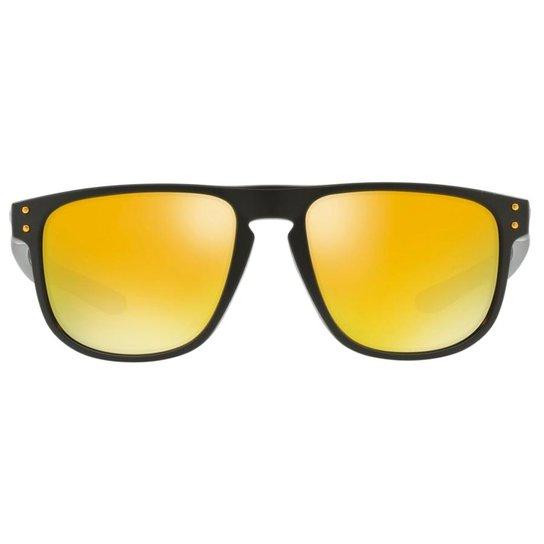 Óculos de Sol Oakley Holbrook R 0OO9377 05 55 - Amarelo - Compre ... 70a31cd7cc