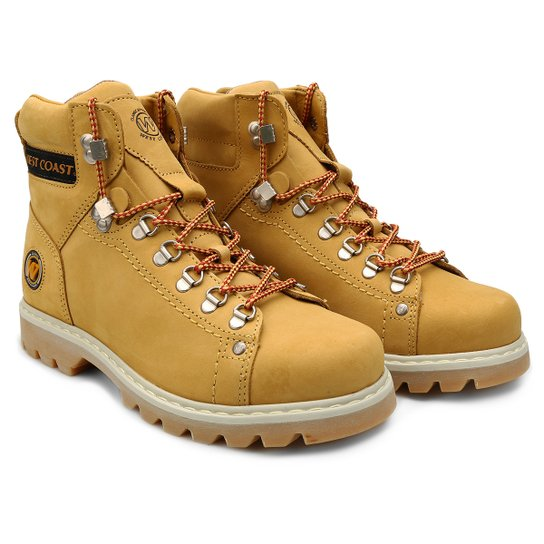 2ca324ee88 Bota Coturno West Coast Worker Classic Special Masculina - Compre ...