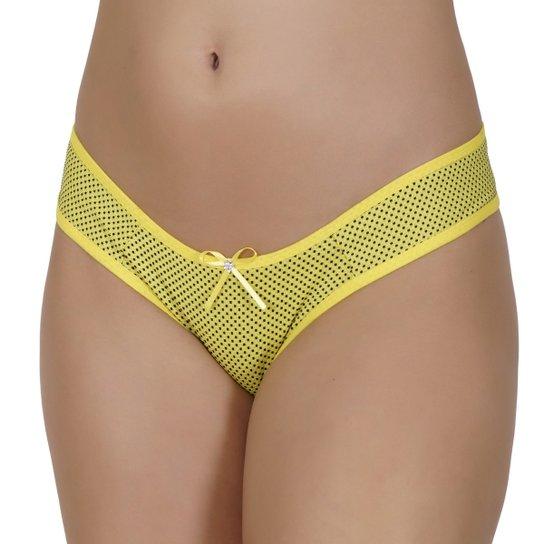 Calcinha Click Chique Biquíni Básica Texturizada - Compre Agora ... 854ec8556e3