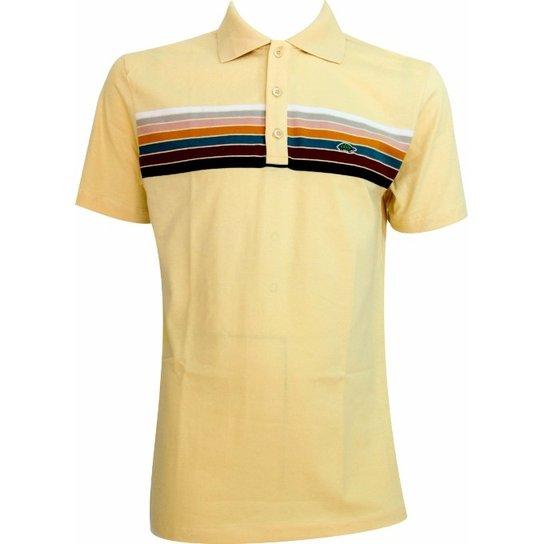 819b8c9ce7 Camisa Pau a Pique Polo - Amarelo - Compre Agora
