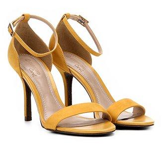 370806cbc Sandálias Amarelo - Calçados | Zattini