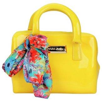 028ab7b13 Bolsa Petite Jolie Mini Bag Lenço