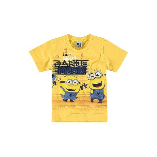 Camiseta estampada infantil Malwee Kids - Compre Agora   Zattini 451719d879