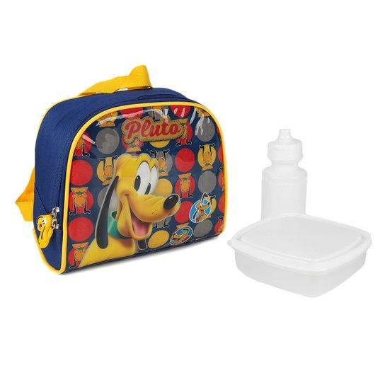 9ae85e42e Lancheira Térmica Infantil Escolar Luxcel Disney Pluto - Compre ...