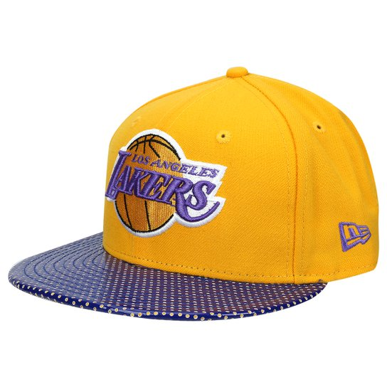 Boné New Era NBA 5950 Team Perferad Los Angeles Lakers - Compre ... 2614673182b