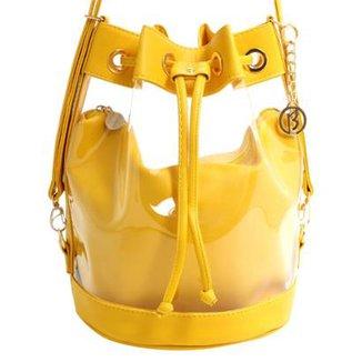 67ec42042 Bolsas Birô Feminino Amarelo   Zattini