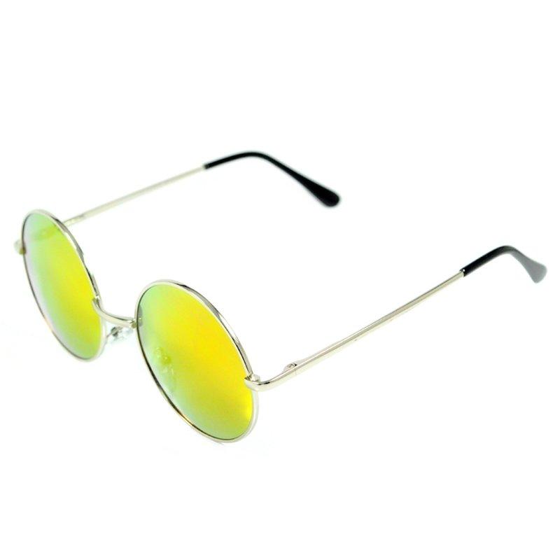 Óculos de Sol NYS Collection - Amarelo 642bdd1b35