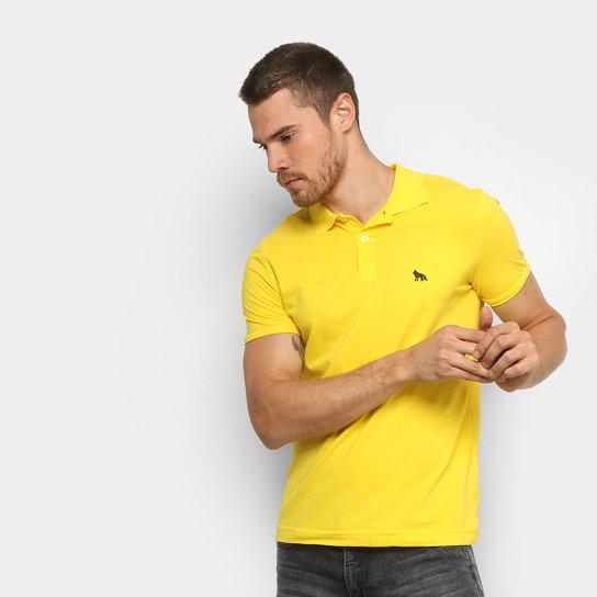 68ed0032f0 Camisa Polo Acostamento Bordado Masculina - Compre Agora