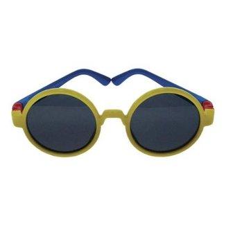 Óculos de Sol Khatto Baby Round Kids Masculino 73dca3ec9b