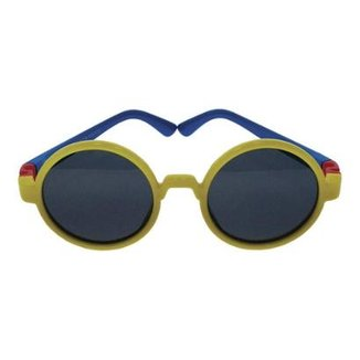 702536dc31ada Óculos de Sol Khatto Baby Round Kids Masculino