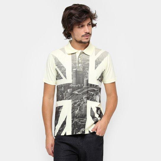 8b88a7f926 Camisa Polo SBA Meia Malha Inglaterra - Compre Agora