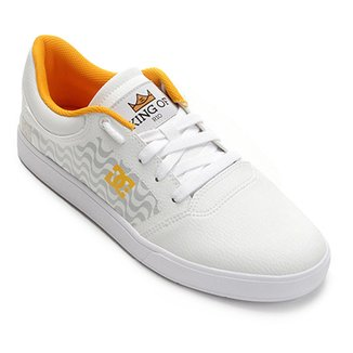 Tênis DC Shoes Crisis King Of Rio Masculino c1d28212ff0ed
