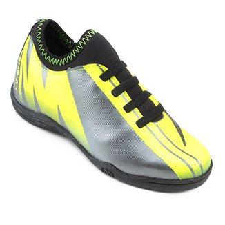 d4de4767dd Chuteira Futsal Infantil Penalty K Attom 1 VIII