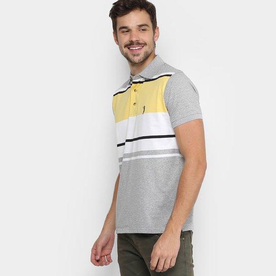 3a3aa4d8ba Camisa Polo Aleatory Listrada Masculina - Compre Agora