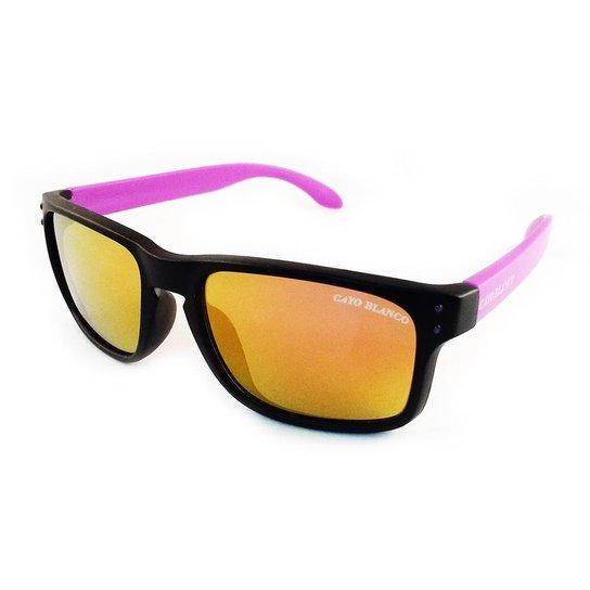 Óculos Cayo Blanco Modelo Quadrado Infantil - Compre Agora   Zattini 6371ed69e0