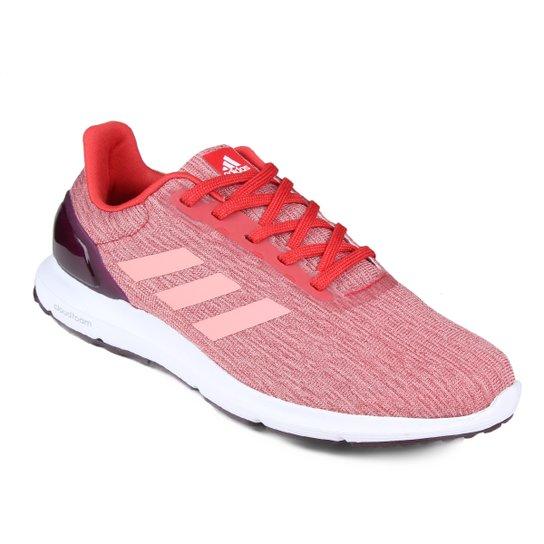 1b5000367b7 Tênis Adidas Cosmic 2 Feminino - Vinho - Compre Agora