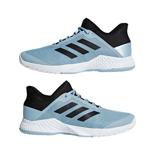 Tênis Adidas Adizero Club Masculino - Azul Claro e Preto - Compre ... 3a730f475e6c2