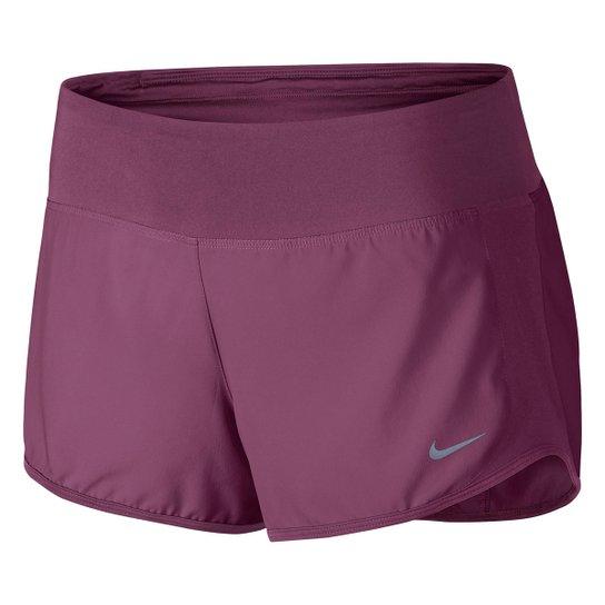 6a87da289 Short Nike Crew Dri-Fit Feminino - Compre Agora
