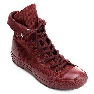 94e65a3c4f8 Tênis Converse Cano Alto Chuck Taylor All Star Hi-Rise Boot Feminino