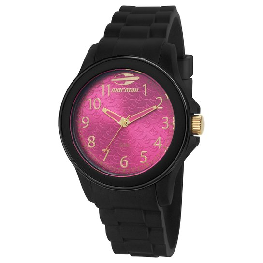Relógio Analógico Mormaii Mo2035Cq-8Q Feminino - Compre Agora   Zattini 24797510c5