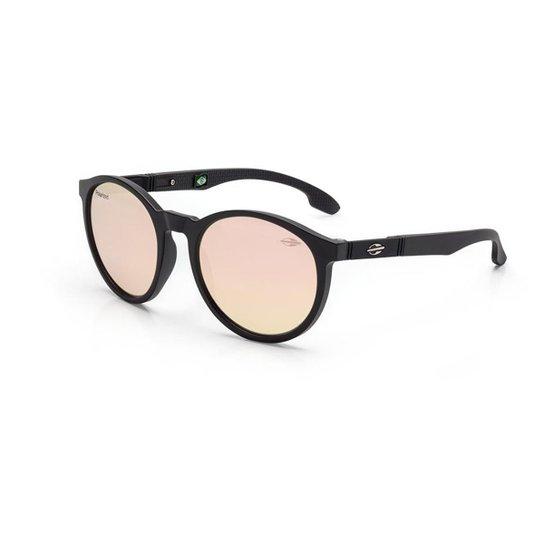 Óculos De Sol Mormaii Maui Nxt Infantil - Preto e Rosa - Compre ... 46fbd288bd