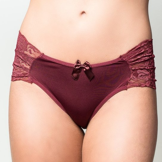 Calcinha Click Chique Biquíni Pala Larga Feminina - Compre Agora ... d2c97cc7e9a