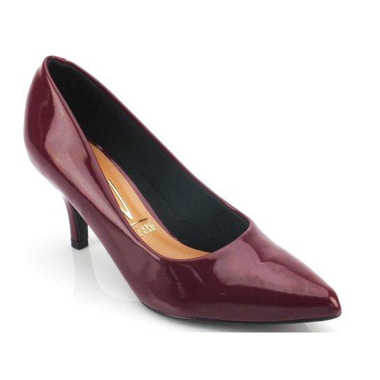 5ba7654513e Sapato Scarpin Vizzano Verniz - Compre Agora