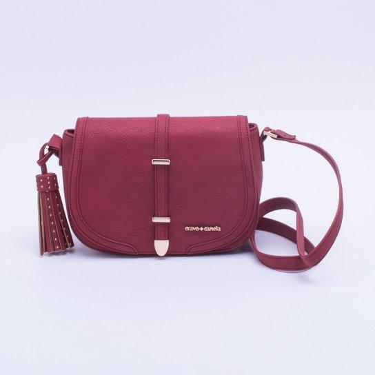 f99637dc6 Bolsa Tiracolo Cravo & Canela - Compre Agora | Zattini