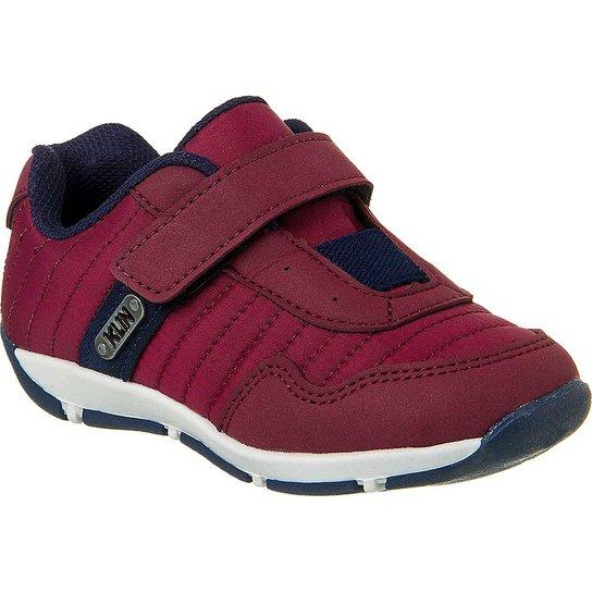 06fd148ae9 Sapatênis Infantil Klin Outdoor Velcro Masculino - Compre Agora ...