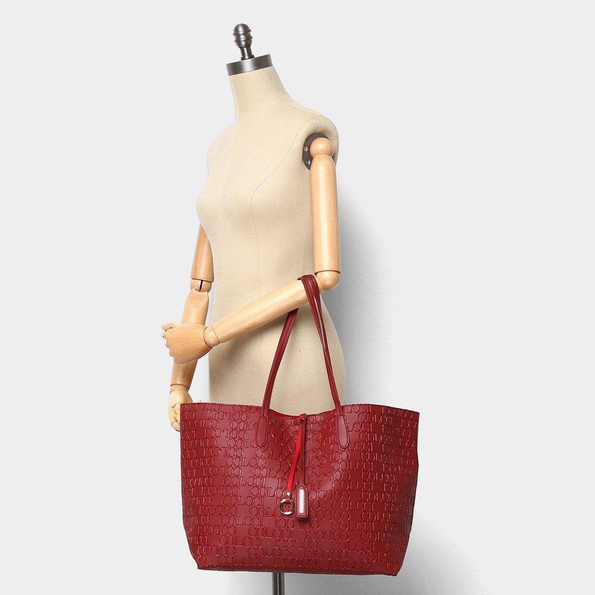 a3286e901 Bolsa Colcci Tote Shopper Feminina | Livelo -Sua Vida com Mais ...