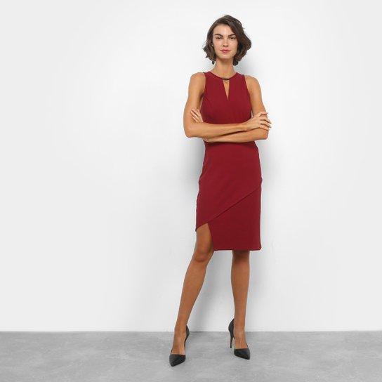 91205507f Vestido Colcci Tubinho Midi Gota - Compre Agora | Zattini