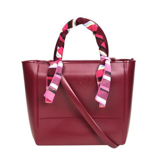298bf012a4857 Bolsa Petite Jolie Shopper Daily Lenço Feminina - Compre Agora