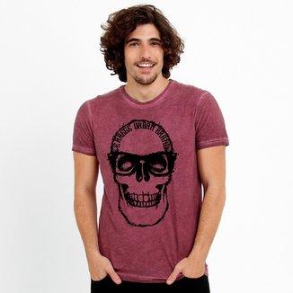 7acee7e51f09b Camiseta RG 518 Tinturada Caveira
