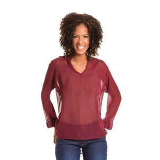 3a0513830a Camisa Tecido Estampado Mercatto