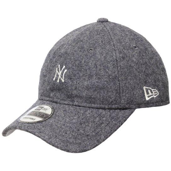 Boné New Era Aba Curva Strapback Mlb Ny Yankees Ft - Compre Agora ... 78728e91a1c8c