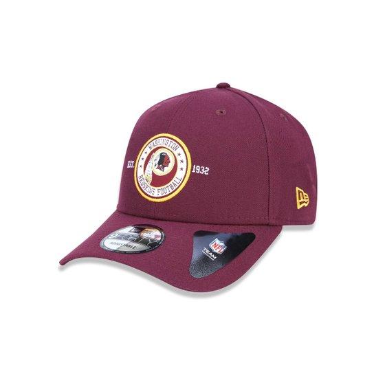 b9444888a85a8 Boné 940 Washington Redskins NFL Aba Curva Snapback New Era - Compre ...