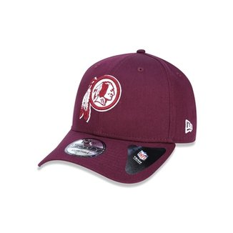 6f09f4b84e63f Boné 940 Washington Redskins NFL Aba Curva Snapback New Era