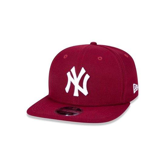 b7af0487f03f0 Bone 950 Original Fit New York Yankees MLB New Era | Zattini